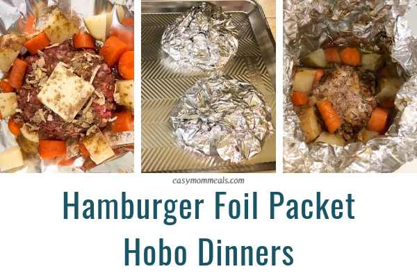 hobo dinner recipes oven