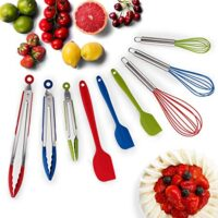 Silicone Kitchen Tools Set