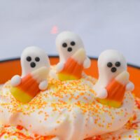Ghostly Gooey Dip