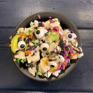 Zombie Popcorn Recipe