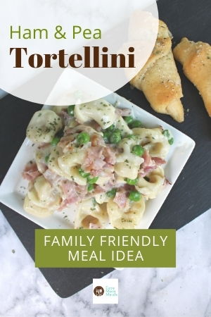 one pot cheesy tortellini recipe