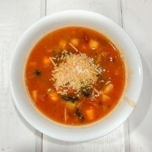 Delicious Minestrone Soup Recipe