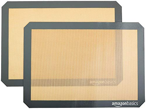 Silicone Baking Mat - Pack of 2